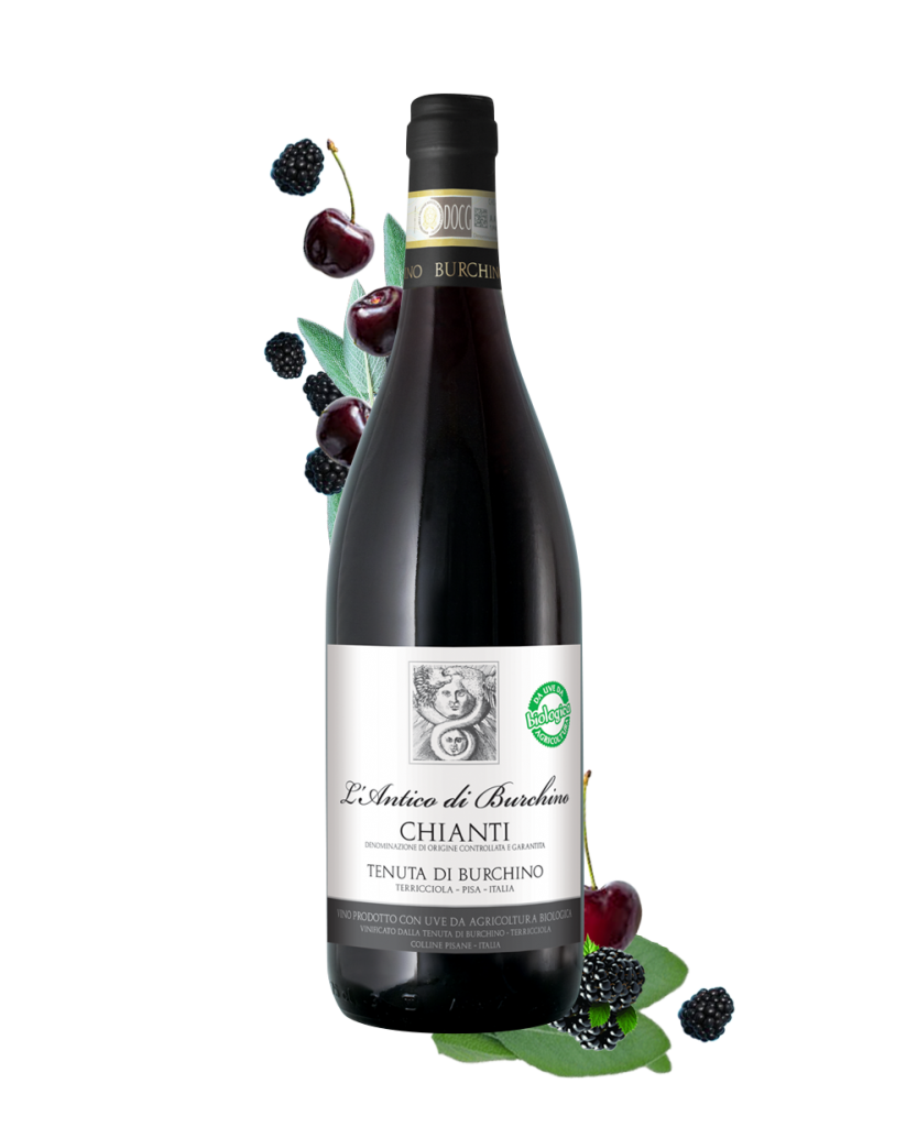 Chianti DOCG - Tenuta di Burchino ORGANIC - SECCO Wine Club