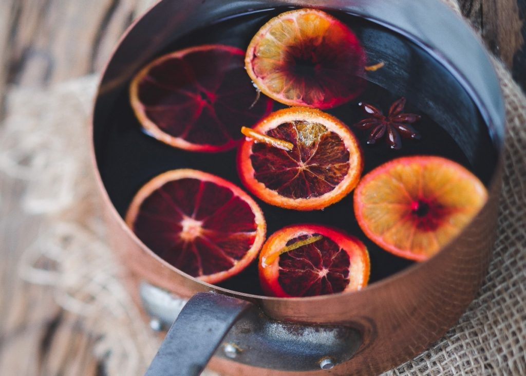 Hot or Mulled Wine Is a Beverage Infused with Fruits and Spices - SECCO Wine Club