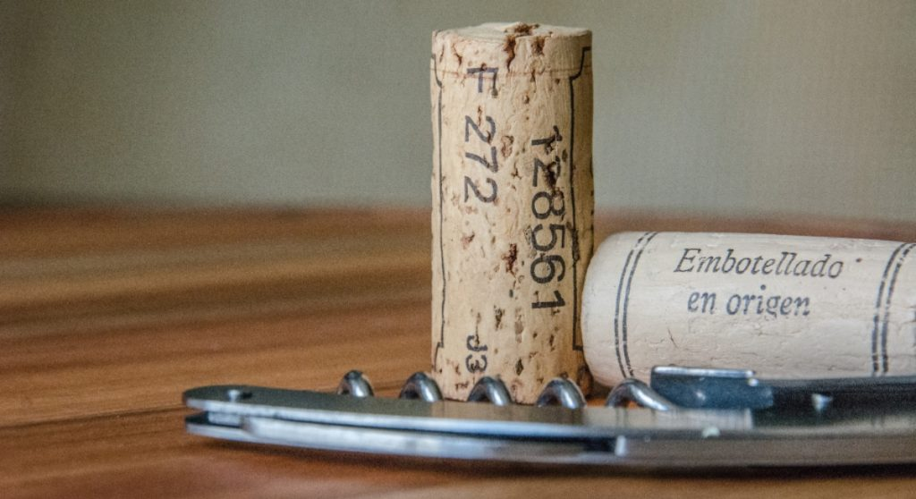Wine Corks are made from the bark of a specific tree - SECCO Wine Club