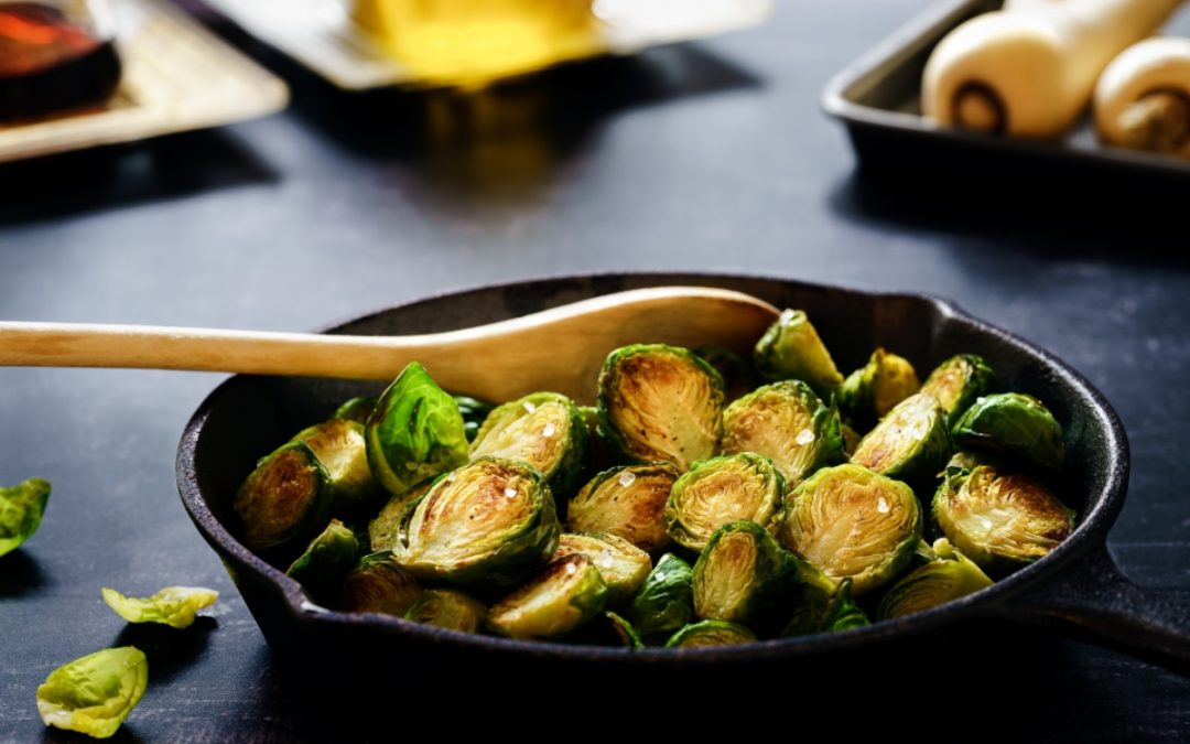 Wine Pairing: Keto Sautéed Brussels Sprouts