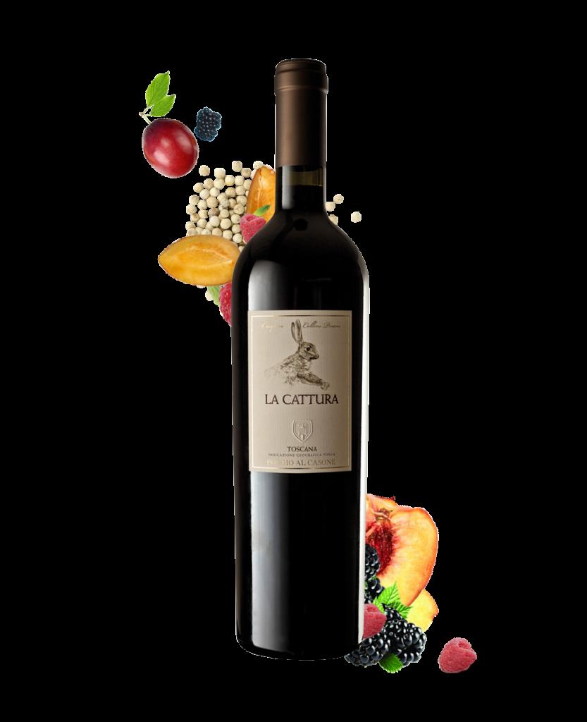 La Cattura Toscana IGT   SECCO Wine Club