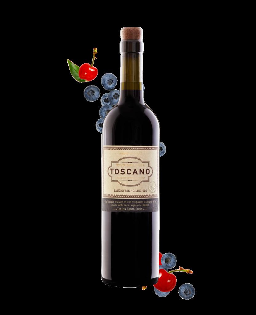 Tenuta Santa Lucia, Toscano IGT ORGANIC - SECCO Wine Club