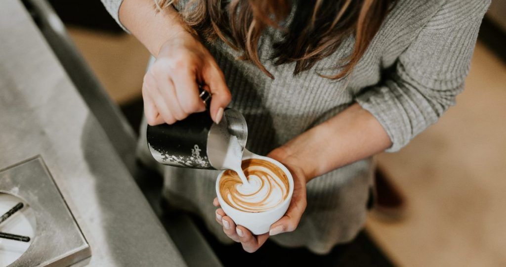 Slow down and enjoy your morning coffee - SECCO Wine Club