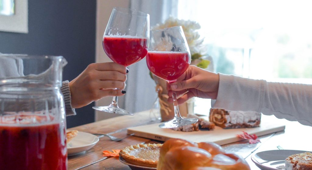 Show your gratitude this thanksgiving with good food and good wine - SECCO Wine Club
