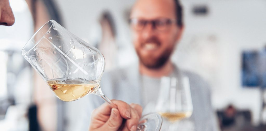 Wine tasting can be casual or formal - SECCO Wine Club