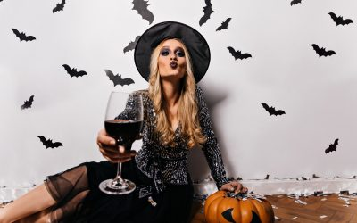 Celebrate Spooky Season with Horror and Wine!