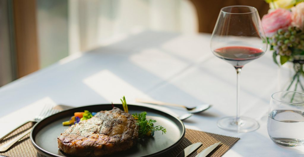 Steak and red wine are a classic pairing - SECCO Wine Club