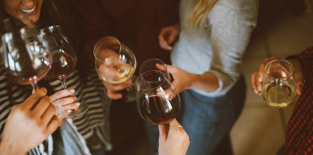 Remember to drink in moderation - SECCO Wine Club