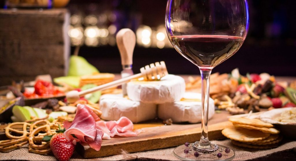 Food and Wine Pairing - Keto Friendly Charcuterie - SECCO Wine Club