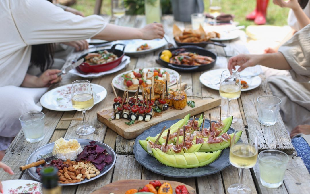 Keto-Approved Party Recipes and Wine Pairings