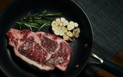 Celebrate Father's Day With Steak and Red Wine