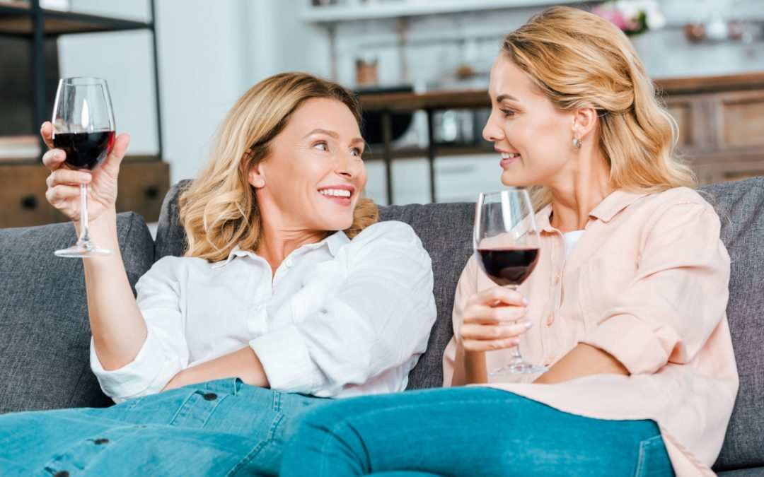 5 Wine-Inspired Ways To Celebrate Mother's Day