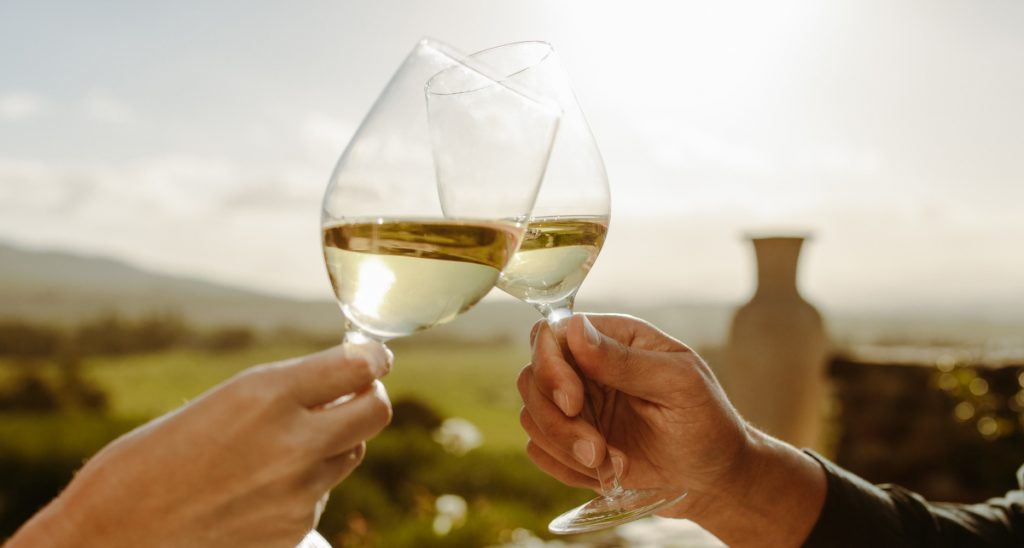 White wine glasses are generally narrower and reduce oxygenation - SECCO Wine Club